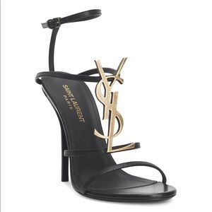 YSL Saint Laurent Cassandra Sandals